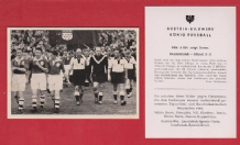 West Germany v Ireland A101